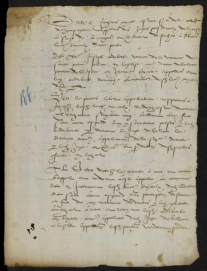 [Arrêt du Parlement de Bordeaux, 13 décembre 1566]