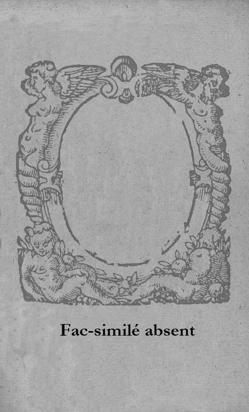[Dédicace des Essais de 1588 à Mademoiselle Le Paulmier]
